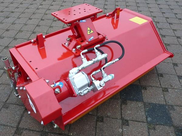 Mulcher für Bagger von 2,5 bis 4 Tonnen (Serie MH)