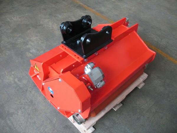 Mulcher für Bagger von 2 bis 3 Tonnen (Serie LMS)