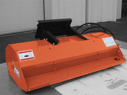 Schlegelmulcher mit Hydraulikantrieb - 155 cm