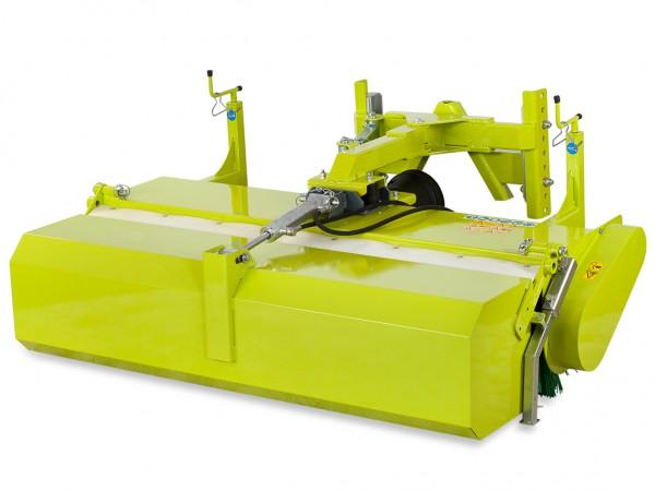 Kehrmaschine Heckanbau Gelenkwellenantrieb