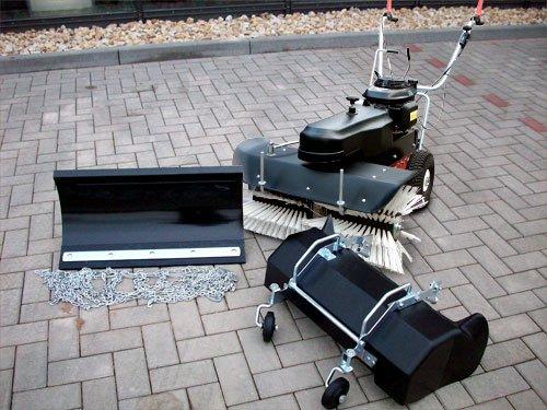 Kehrmaschine Limpar 78 XL Komplettpaket