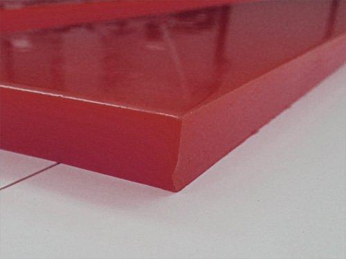 Polyurethan-Schürfleiste PROFI 1750 x 150 x 30