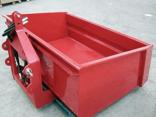 Transportmulde | 180x108 cm | 2000 kg