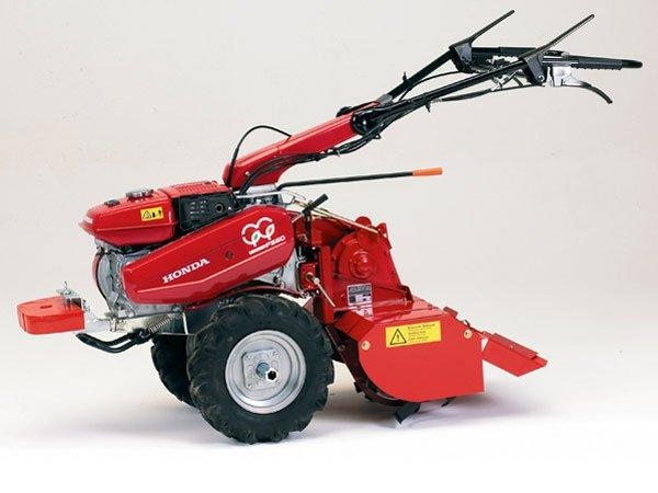 Honda Einachsschlepper F560 inkl. 50 cm Bodenfräse