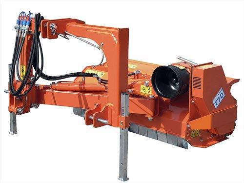 Seitenmulcher T70-120