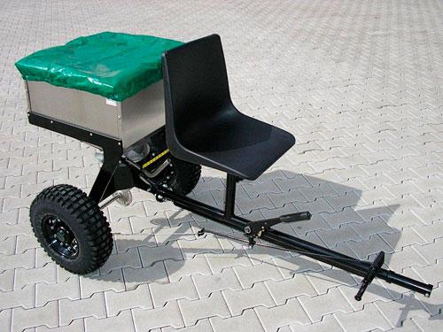 streuanh nger f r einachser 100 liter. Black Bedroom Furniture Sets. Home Design Ideas