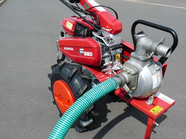 Wasserpumpe für Einachser Honda F560