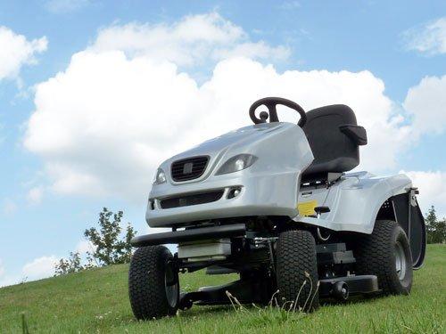 Rasentraktor Silvertrac MAX 2200