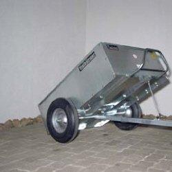 Anhänger 200 kg kippbar