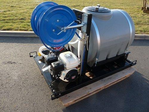 Aufbauspritze mit 300 Liter Tank