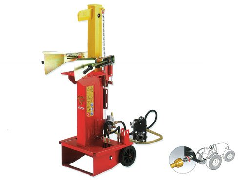 Hydraulik-Holzspalter SLT-I 9