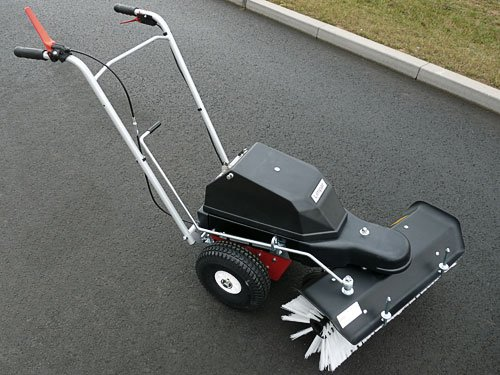 Kehrmaschine Limpar Accu 25 XL Komplettpaket
