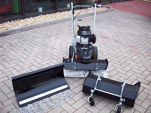 Kehrmaschine Limpar 72 XL Komplettpaket