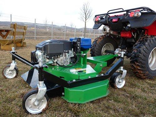 Sichelheckmähwerk HSM für Quad / ATV