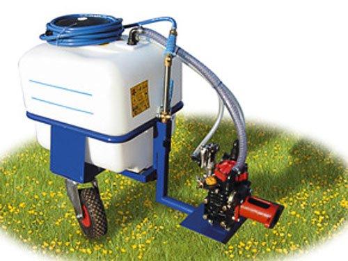 Anhängespritze 120 Liter für Einachsschlepper