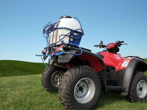 90 Liter Anbauspritze für ATV