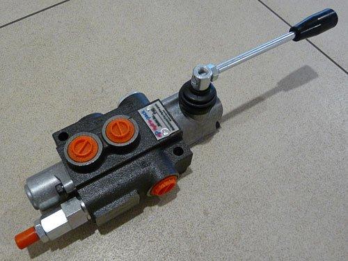 Handhebel Hydraulik Steuerventil doppeltwirkend