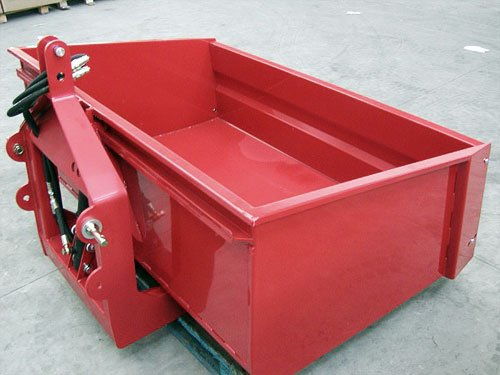 Transportmulde | 220x108 cm | 1500 kg