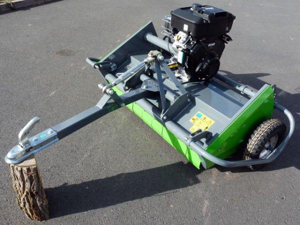 Schlegelmulcher SG1000 für ATV Quad